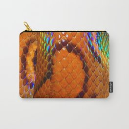 Rainbow Boa Carry-All Pouch
