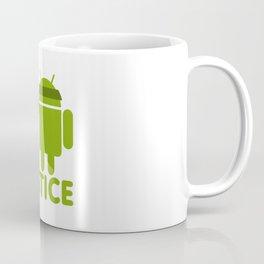 Game Justice Coffee Mug
