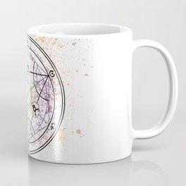 Transmutation Circle Fullmetal Alchemist Coffee Mug