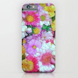 Best Bouquet iPhone Case