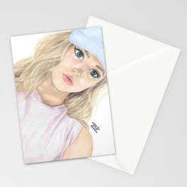 Loren Gray Drawing Stationery Cards