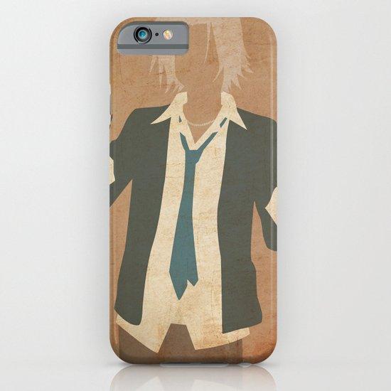 Gokudera iPhone & iPod Case