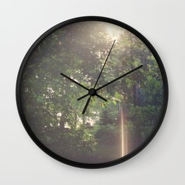 263//365 Wall Clock