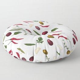 Mediterranean Floor Pillow