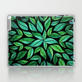 Night Leaves Laptop & iPad Skin