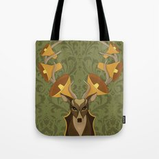Horns Tote Bag