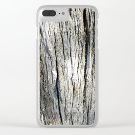 Old Stump Clear iPhone Case
