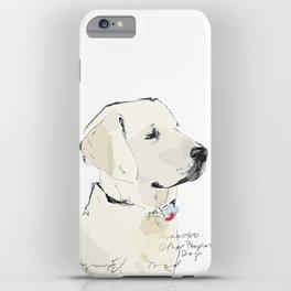 OPD Maestro iPhone Case