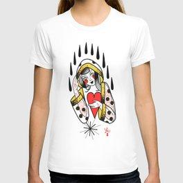 Al riparo. T-shirt