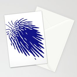 Ferrofluid art series, 1st artwork out of 3 total Stationery Cards
