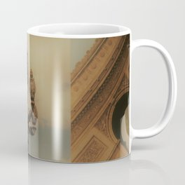 Paris Triptych 3 Coffee Mug