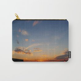 Sunset at Santa Pod Carry-All Pouch