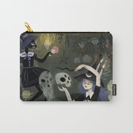Witches and Potions Carry-All Pouch