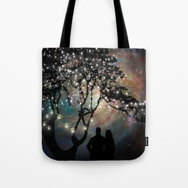 Date Night Romance Tote Bag