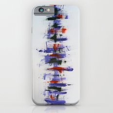 City VI - Poppy Fields iPhone 6s Slim Case