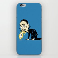 Wasted Time iPhone & iPod Skin