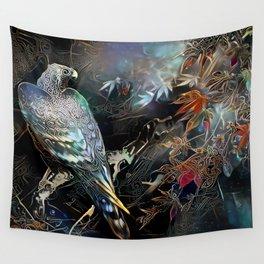 Hawk Wall Tapestry