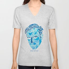 Crystallized Morality - Saul Goodman Unisex V-Neck