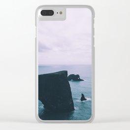 Ocean Arch Clear iPhone Case