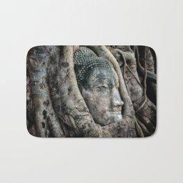 Banyan Tree Buddha Bath Mat