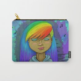 Rainbow Muse Carry-All Pouch