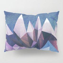 Winter Mountains Pillow Sham
