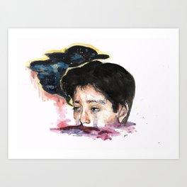 Boy Pablo Art Print
