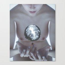 Divine (Uncensored) Canvas Print