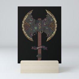 Deliver Death Mini Art Print