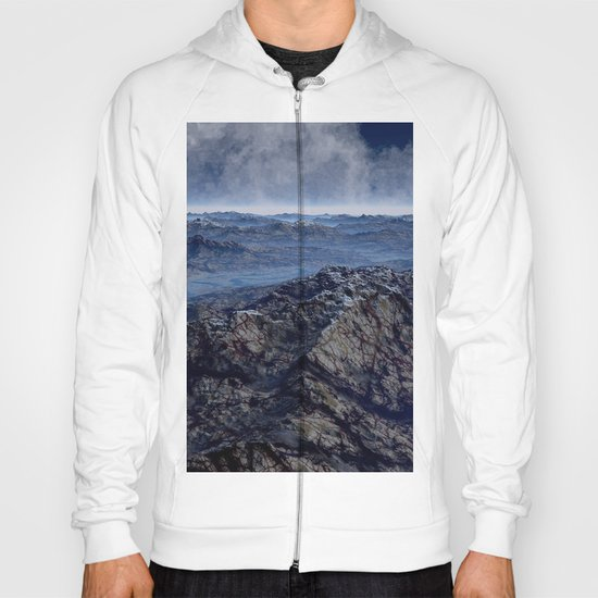 Welcome To Planet X Hoody
