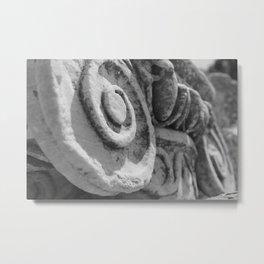 Greek Column Metal Print