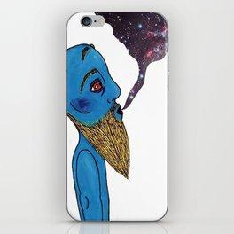 Vaping Galaxy iPhone Skin