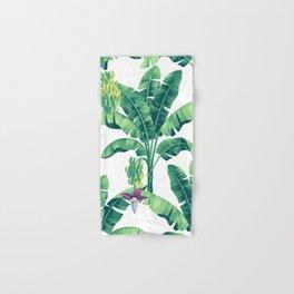 Banana leaf bloom II Hand & Bath Towel
