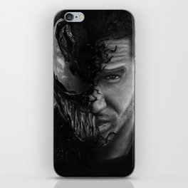Eddie Brock/Venom iPhone Skin