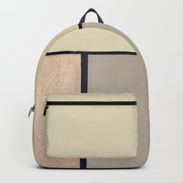 Toned down Backpack