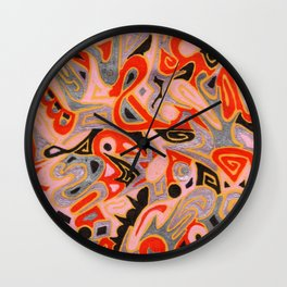 Ariadne Wall Clock