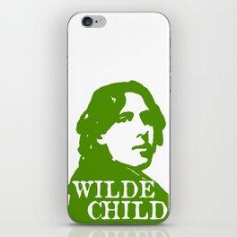 Wilde Child iPhone Skin