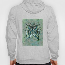 transformation butterfly Hoody