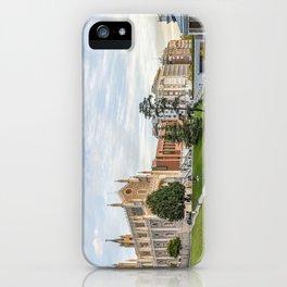El Prado Museum. Madrid iPhone Case