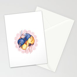 Kero and Spinel Stationery Cards