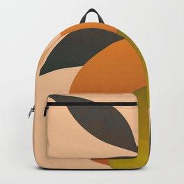 An Orange and a Lemon Backpack