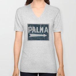 Palma Unisex V-Neck