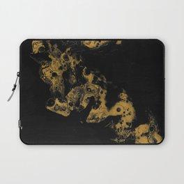 Black Gold Laptop Sleeve