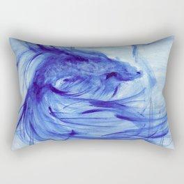 Artic Betta Rectangular Pillow