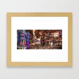 Karen Village Thailand Framed Art Print