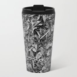 Fall Monochrome Travel Mug