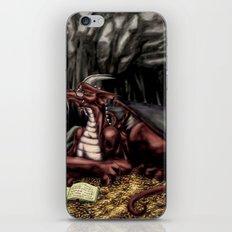 The Dragon's Cave iPhone & iPod Skin