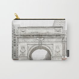 Washington Square Park Arch Carry-All Pouch