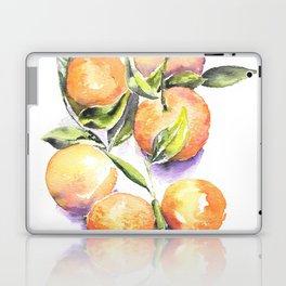 Sweet Clementines Laptop & iPad Skin