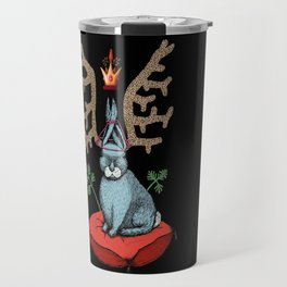 King of Fools 2 (Blue Rabbit) Travel Mug